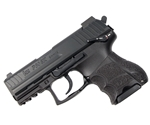 "H&K P30SK Handgun 9mm Luger V3 10+1 Rounds 3.25"" Barrel Night Sight"