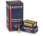Fiocchi 22 Long Rifle Ammo 38 Grain Copper Plated Hollow Point