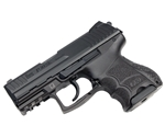 "H&K P30SK Decocker Handgun 9mm Luger V3 10+1 Round 3.27"" Barrel Fixed Sights"