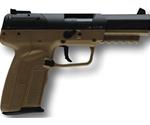 """FNH Five-seveN Handgun 5.7x28mm 20 Rounds 4.75"""" Barrel Ambidextrous"""