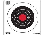 """Birchwood Casey 8"""" Paper Pistol Target 18 Pack"""