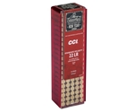 CCI 22 Long Rifle Standard Velocity 40 Grain Lead Round Nose Holiday Pack