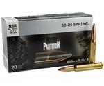 Sellier & Bellot 30-06 Spring Ammo 180 Gr Nosler Partition