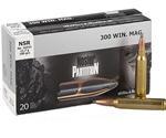 Sellier & Bellot 300 Winchester Magnum Ammo 180 Grain Nosler Partition