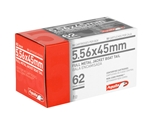 Aguila 5.56mm Ammo 62 Grain Full Metal Jacket