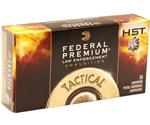 Federal Law Enforcement 357 SIG Ammo 125 Grain HST JHP