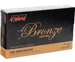 PMC Bronze 308 Winchester Ammo 150 Grain Soft Point