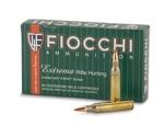Fiocchi Shooting Dynamics 7mm-08 Remington Ammo 139 Grain Hornady SST