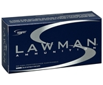 Speer Lawman CleanFire 38 Special Ammo 158 Gr TMJ