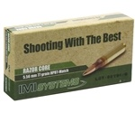 IMI Ammo 5.56x45mm NATO 77 Grain Razor Core Sierra Matchking Hollow Point