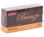 PMC Bronze 10mm Auto Ammo 200 Grain Full Metal Jacket