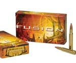 Federal Fusion Lite 30-06 Springfield 170 Grain Soft Point Boat Tail