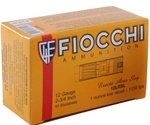 "Fiocchi Low Recoil 12 Gauge Ammo 2-3/4"" 1 oz Aero Rifled Slug"