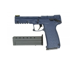 "Kel-Tec PMR-30 Handgun 22 WMR 4.3"" Barrel 30 Rounds Polymer Navy Blue"