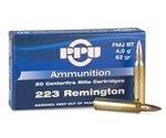 Prvi Partizan 223 Remington Ammo 62 Grain Full Metal Jacket