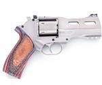Chiappa Firearms Grade 2 Rhino 40 SAR 40 S&W Revolver 6 Rounds Steel