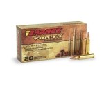 Barnes VOR-TX 5.56x45mm NATO Ammo 62 Grain Triple-Shock X Bullet Hollow Point Lead-Free