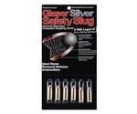 Glaser Silver 9mm Luger Ammo +P 80 Grain Safety Slug