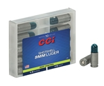 CCI Shotshell 9mm Luger Ammo 53 Grain #12 Shot