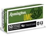 Remington UMC 9mm Luger 115 Grain Full Metal Jacket