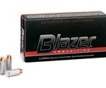 CCI Blazer 25 ACP AUTO Ammo 50 Grain TMJ