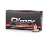 CCI Blazer 40 S&W Ammo 180 Grain Full Metal Jacket