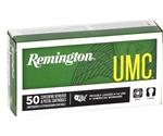 Remington UMC 9mm Luger 147 Grain Full Metal Jacket