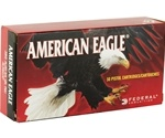 Federal American Eagle 380 ACP Auto Ammo 95 Grain Full Metal Jacket