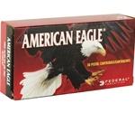 Federal American Eagle 380 ACP Auto Ammo 95 Grain FMJ