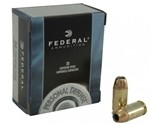 Federal Personal Defense 9mm Luger Ammo 115 Grain JHP