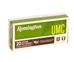 Remington UMC 223 Remington Ammo 55 Grain FMJ Bulk 500 Rds