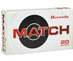 Hornady Match 308 Winchester 155 Grain ELD Match