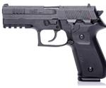 """Arex Rex Zero 1S 9mm Luger Semi-Auto 4.25"""" 17+1 Rounds Black Finish"""