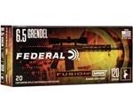 Federal Fusion MSR 6.5 Grendel Ammo 120 Grain SP