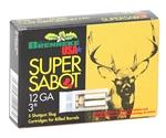 "Brenneke USA Super Sabot 12 Ga 3"" 1-1/4oz Sabot Alloy Slug"