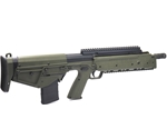 "Kel-Tec RDB 5.56mm Semi-Auto Rifle Black 20 Rounds 17.3"" Barrel Black and Green"