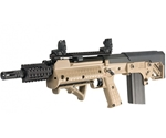"Kel-Tec RDB 5.56mm Semi-Auto Rifle Black 20 Rounds 17.3"" Barrel Black and Tan"