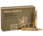Sellier & Bellot 30-06 Springfield (M1 Garand) Ammo 150 Gr FMJ