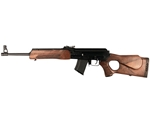 "Vepr 7.62x39mm Semi Auto Rifle 20.4"" Barrel 10 Rounds Stamped Receiver Walnut Thumbhole Stock Black"