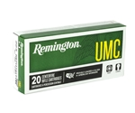 Remington UMC 223 Remington Ammo 50 Grain Jacketed Hollow Point