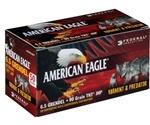 Federal American Eagle 6.5 Grendel Ammo 90 Grain TNT JHP
