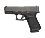 "Glock G19 Gen5 9mm Luger Semi-Auto 10 Rounds 4"" Marksman Barrel Ameriglo Sights nDLC Finish"