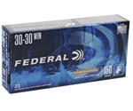Federal Power-Shok 30-30 Winchester Ammo 150 Grain SPFN