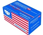 Ultramax Remanufactured 38 Special Ammo 158 Grain Lead Round Nose Lead
