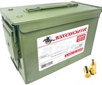 Winchester 45 ACP Auto Ammo 230 Grain Full Metal Jacket 500 Rounds in Ammo Can