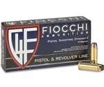 Fiocchi Shooting Dynamics 44 Remington Magnum Ammo 240 Grain JSP