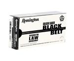 Remington Golden Saber Black Belt 9mm Luger Ammo 124 Grain +P BJHP