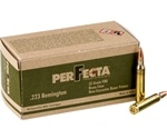Perfecta 223 Remington Ammo 55 Grain Full Metal Jacket
