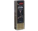 CCI Mini-Mag 22 Long Rifle Ammo 40 Grain Segmented Hollow Point