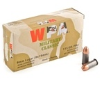 Wolf Military Classic 9mm Ammo 115 Grain FMJ Steel Case